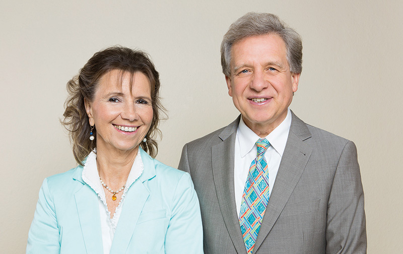 Karin Pirc und Lothar Pirc