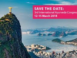 3rd Intaernational Ayurveda Congress, Brazil