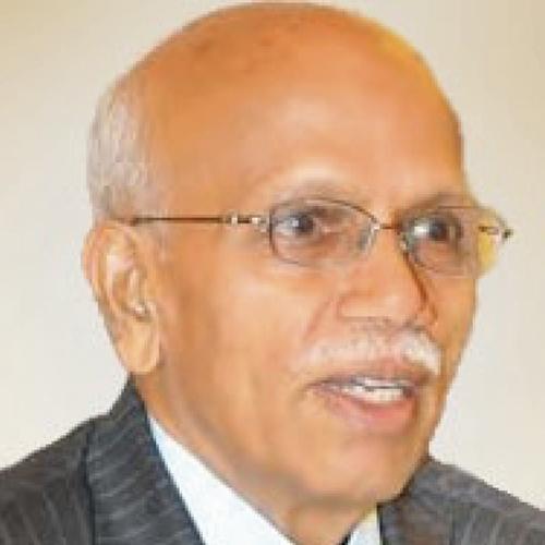 Prof. Padma Bhushan Shri B. M. Hegde