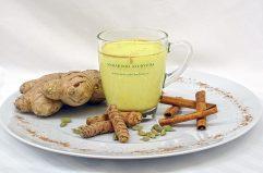 Recipe for Ayurvedic Spiced Milk