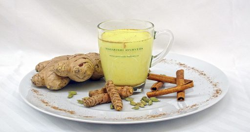 Recipe for Ayurvedic Spiced Milk
