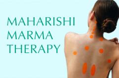 Maharishi Marma Therapy