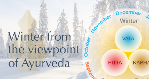 Winter from the viewpoint of Ayurveda