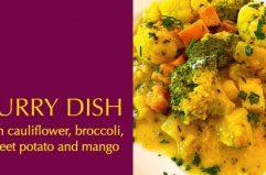 Curry dish